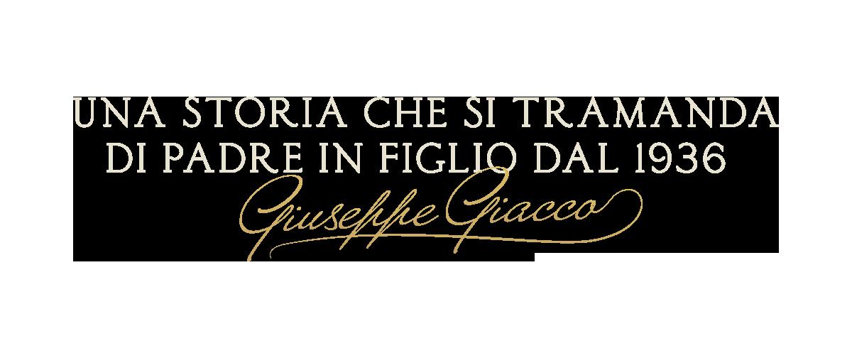 Storia - Oleificio Giacco